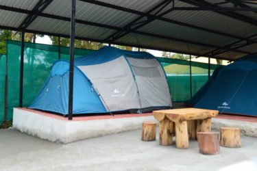 Tent House For Travellers