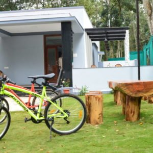 Kodai Vel Farms Resort Kodaikanal - Thandikudi - Wood House Resort and Cottages