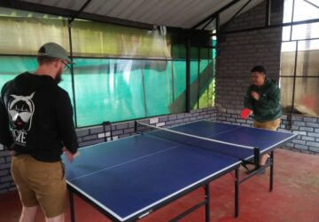 Fastest Table Tennis